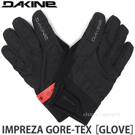 ダカイン インプレッサ ゴアテックス グローブ 【DAKINE IMPREZA GORE-TEX [GLOVE]】 手袋 スノーボード スキー ウェア アクセサリー スノボ スマホ 防水 対応 SNOWBOARD カラー:BLK