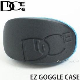 ダイス イージー ゴーグル ケース 【DICE EZ GOGGLE CASE】 スノーボード ハード シングル SNOWBOARD カラー:GRAY