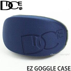 ダイス イージー ゴーグル ケース 【DICE EZ GOGGLE CASE】 スノーボード ハード シングル SNOWBOARD カラー:NAVY
