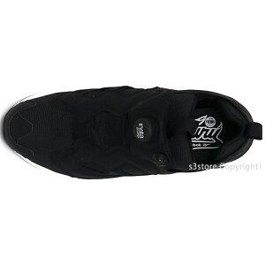 【送料無料】リーボックインスタポンプフューリーオージー【REEBOKINSTAPUMPFURYOG】スニーカーシューズ靴クラシックストリートメンズタウンユース街履きコーデカラー:ブラック/ホワイト