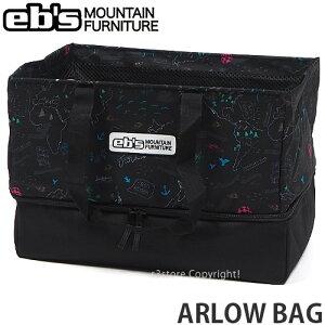 エビス ebs アロー バッグ ARLOW BAG スノボ ボード ブーツ キャリー かばん 持ち運び 旅行 SNOW BOARD カラー:DELA MAP サイズ:57L