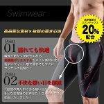 S4R競泳水着4点セット[水着ゴーグルケース帽子]フィットネスメンズ競泳男性用フィットネス水着インナー付きスイムキャップミラーゴーグルセットS-XXXOサイズエスフォーアールsw-m-1