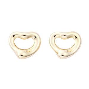 ティファニー Tiffany & Co. / エルサ・ペレッティ オープンハート ピアス #60957355