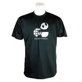 バスケ Tシャツ メンズ 「バスケットパンダ」 半袖 練習着 (ノースアイランド) NORTHISLAND