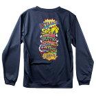 バレーボール長袖Tシャツ「COMICBOOK」