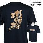 バレーボール半袖Tシャツ「球凄拾」