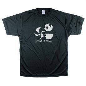 バレーボール 練習着 半袖 Tシャツ 「バレーボールパンダ」 (ノースアイランド) NORTHISLAND