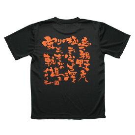 バレーボール 練習着 半袖 Tシャツ 「守りの極意」 (ノースアイランド) NORTHISLAND