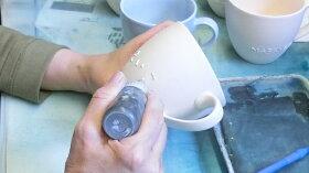 名入れマグカップ切立カラー10色★名入無料★結婚式の贈り物に名前入りマグカップ記念品に名入れマグカップ誕生日プレゼントや記念日の贈り物結婚祝・名入れ・食器・陶器・カップ・マグ
