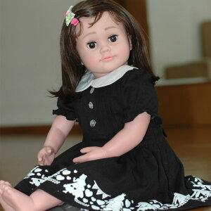 日本初の関西弁音声認識人形の「桃色はなこ」介護人形 着せ替え人形 ももいろはなこ ロボット 認知症予防 ドールセラピー 関西弁 おしゃべり 話す  人形