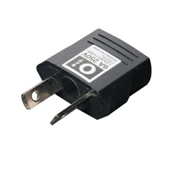 Power supply conversion plug O type for Miyoshi (MCO) traveler specialized course series foreign countries