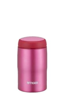 240 ml of blight pink MJA-B024PB made in Tiger Corp. stainless steel bottle Japan