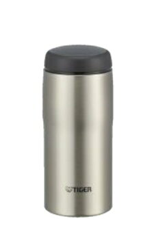 360 ml of products made in Tiger Corp. stainless steel bottle Japan clear stainless steel MJA-B036XC