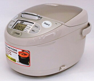 TIGER Rice cooker JAX-S10W (BEIGE)
