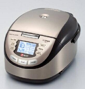 【海外向け炊飯器】【220V仕様】 タイガー魔法瓶 土鍋IH炊飯ジャー 8合炊き JKL-T15W KSZ