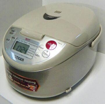 【海外向け炊飯器】【220V仕様】 タイガー魔法瓶 IH炊飯ジャー 《炊きたて》 1升炊き アーバンベージュ JKW-A18W CUZ