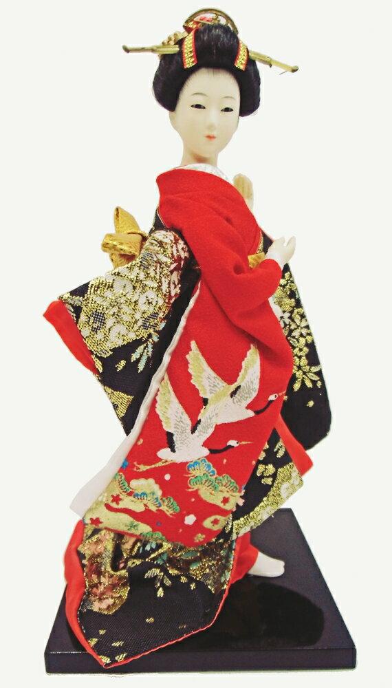 【日本人形】 日本人形 9インチサイズ(約23センチ) 品番9-3