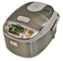 海外向け炊飯器 220〜230V仕様 象印マホービン マイコン炊飯器 3合炊き ステンレスカラー NS-LLH05