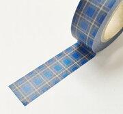 【郵送対象商品】神戸タータンデザインマスキングテープ