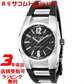 【店頭受取対応商品】[3年保証] ブルガリ BVLGARI 腕時計 ウォッチ EG40BSVD エルゴン ブラック メンズ [並行輸入品]