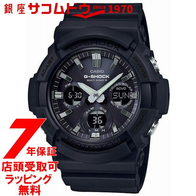 【店頭受取対応商品】カシオ CASIO 腕時計 G-SHOCK ジーショック 電波ソーラー GAW-100B-1AJF メンズ [4549526163531-GAW-100B-1AJF]