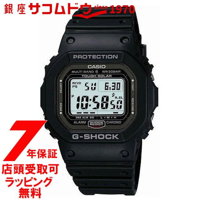 【店頭受取対応商品】カシオ CASIO 腕時計 G-SHOCK ジーショック ウォッチ ORIGIN タフソーラー 電波時計 MULTIBAND6 GW-5000-1JF メンズ[4971850428602-GW-5000-1JF]