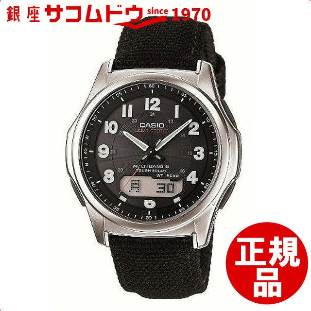 【店頭受取対応商品】CASIO カシオ wave ceptor ウェーブセプター 腕時計 ウォッチ waveceptor 世界6局電波対応ソーラーウォッチ [WVA-M630B-1AJF][4971850907060-wva-m630b-1ajf]