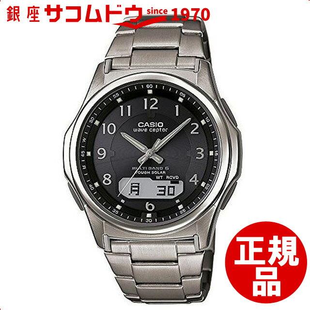 【店頭受取対応商品】カシオ CASIO 腕時計 WAVE CEPTOR 世界6局対応電波ソーラー WVA-M630TDE-1AJF メンズ