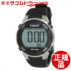 【最大5000円OFFクーポン28日(火)9:59迄】[CREPHA] クレファー 腕時計 ウォッチ デジタル腕時計 T-SPORTS 電池長持ち対応 TS-D060-BK ブラック