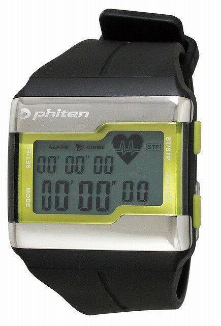 CREPHA(クレファー)ファイテン PHITEN PH-D075-GN デジタルウォッチ 腕時計 (グリーン) [3up] [4983666154910-PH-D075-GN]