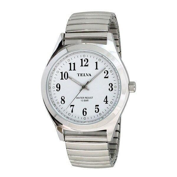 CREPHA クレファー TELVA テルバ TE-AM011-WTS メンズ 腕時計 [4983666149817-TE-AM011-WTS] [メール便 日時指定代引不可]