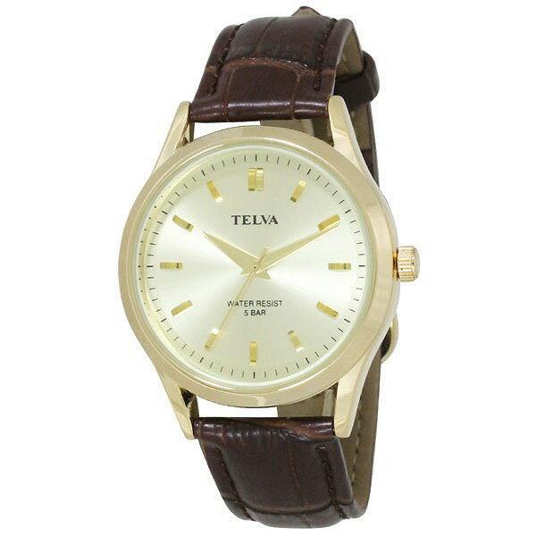 CREPHA クレファー TELVA テルバ TE-AM032-CHG メンズ 腕時計 [4983666153319-TE-AM032-CHG] [メール便 日時指定代引不可]