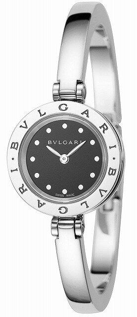 [当店だけのノベルティ付き] 【店頭受取対応商品】[3年保証] ブルガリ BVLGARI 腕時計 ウォッチ B-ZERO1 ブラック文字盤 BZ23BSS.S レディース [並行輸入品]