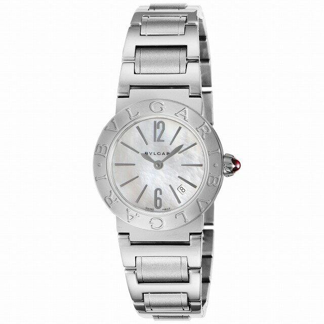 【店頭受取対応商品】[3年保証] ブルガリ BVLGARI 腕時計 ウォッチ ブルガリブルガリ ホワイトパール文字盤 BBL26WSSD レディース [並行輸入品]