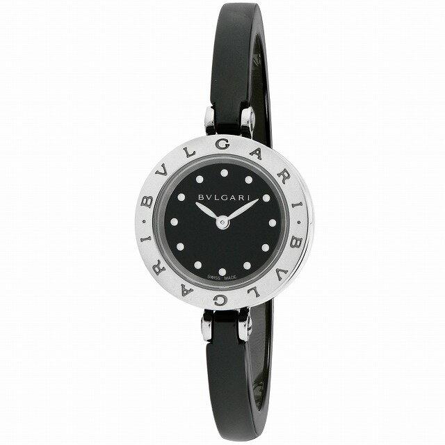 【店頭受取対応商品】[3年保証] ブルガリ BVLGARI 腕時計 ウォッチ B-zero1 ブラック文字盤 BZ23BSCC-M レディース [並行輸入品]