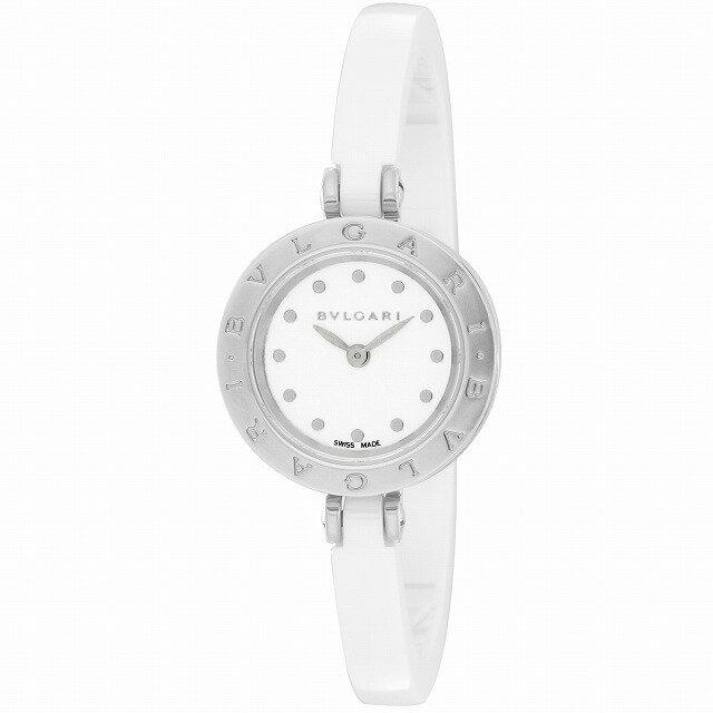 【店頭受取対応商品】[3年保証] ブルガリ BVLGARI 腕時計 ウォッチ B-zero1 ホワイト文字盤 BZ23WSCC-M レディース [並行輸入品]