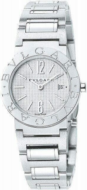 [当店だけのノベルティ付き] 【店頭受取対応商品】[3年保証] ブルガリ BVLGARI 腕時計 ウォッチ BB26WSSD ブルガリブルガリ ホワイト レディース [並行輸入品]