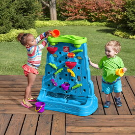 [メーカー直送品のためラッピング・代引き不可] STEP2 (ステップ2) ウォーターウォール [8621][大型玩具 大型遊具 ベビー おもちゃ 野外 屋内 室内 子供用 保育園 幼稚園]
