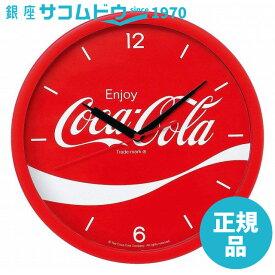 【ポイント最大44倍!お買い物マラソン!26日(金)01:59】SEIKO CLOCK セイコー クロック 掛け時計 コカコーラ Coca Cola AC601R Coca Cola [4517228039003-AC601R]