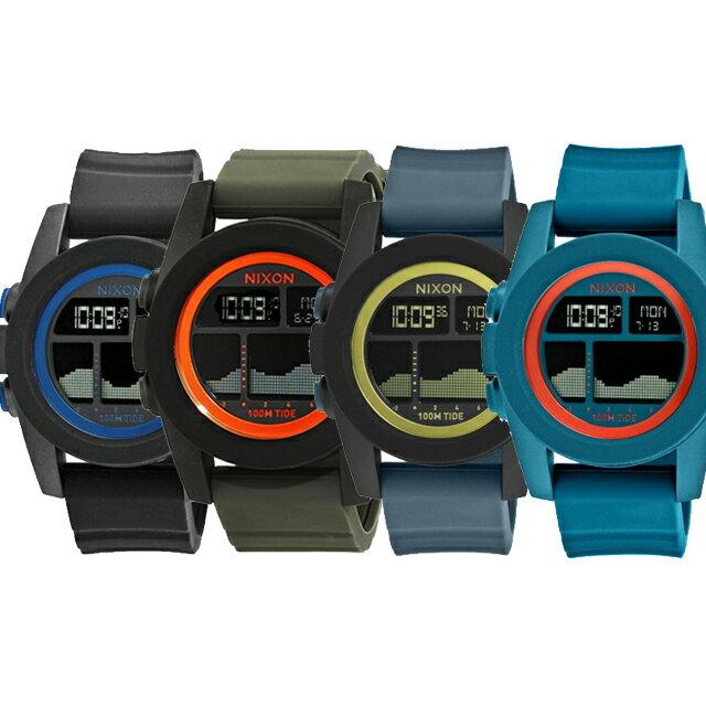 NIXON(ニクソン) UNIT TIDE ユニットタイド 腕時計 メンズ レディース カジュアル ストリート A282018 A2822050 A2822058 A2822087[並行輸入品]