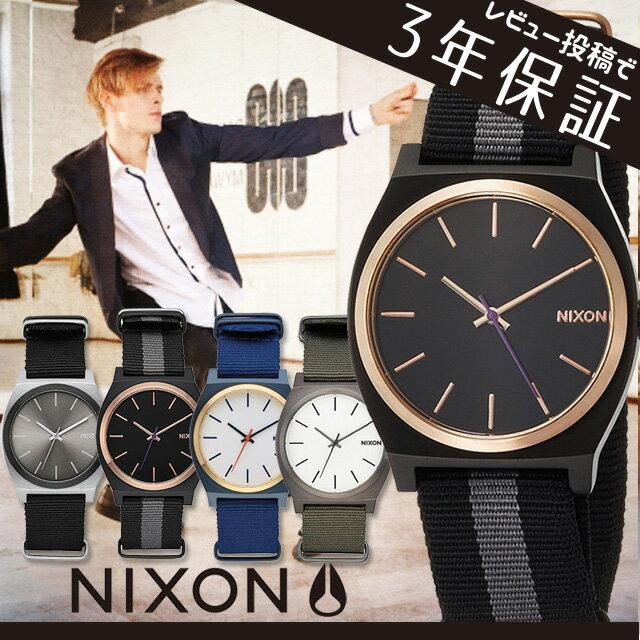 NIXON(ニクソン) 腕時計 メンズ レディース タイムテラー リストウォッチ カジュアル ストリート A0452452 A0452453 A0452454 A0452491[並行輸入品]