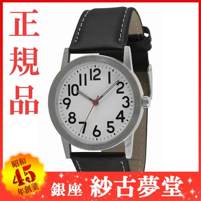 [クレファー]CREPHA ファッション腕時計 アナログ表示 日常生活防水 ホワイト BAM-7622-WT メンズ bam7622-wt