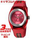 【最大10000円オフクーポン26日(月)09:59迄】[グッチ] 腕時計 SYNC YA137303 レディース 並行輸入品 レッド