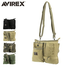 アヴィレックス ショルダーバッグ イーグル メンズ AVX-342L AVIREX | エプロンショルダー[PO10][bef][即日発送]