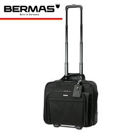 バーマス ビジネスキャリー 2輪 横型 ファンクションギアプラス 機内持ち込み 19L 40cm 3.5kg 60428 1年保証 ソフト ファスナー TSA3連ナンバーロック付き キャリーオン スーツケース キャリーバッグ [PO10][bef]