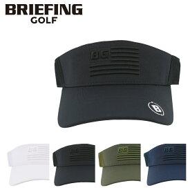 ブリーフィング ゴルフ サンバイザー GOLF メンズ BRG201M56 BRIEFING GOLF | 帽子 サイズ調節可能[即日発送][PO10][bef]