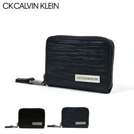 シーケー カルバンクライン 小銭入れ BOX型 タットII メンズ 808611 CK CALVIN KLEIN | パスケース 本革 レザー[bef][PO5]