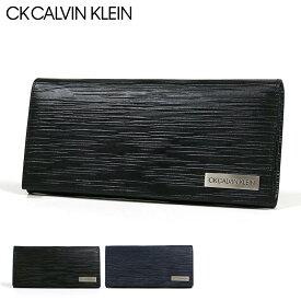 シーケー カルバンクライン 長財布 タットII メンズ 808616 CK CALVIN KLEIN | 本革 レザー[bef][PO5][即日発送]
