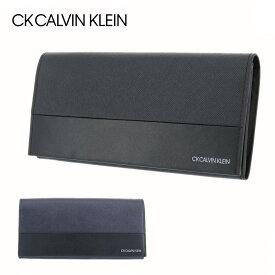 シーケー カルバンクライン 長財布 アロイII メンズ 822655 CK CALVIN KLEIN | 本革 レザー[PO5][bef][即日発送]