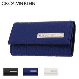 シーケー カルバンクライン キーケース コモン 本革 レザー メンズ 824612 CK CALVIN KLEIN | 牛革 common[PO5][即日発送][bef]